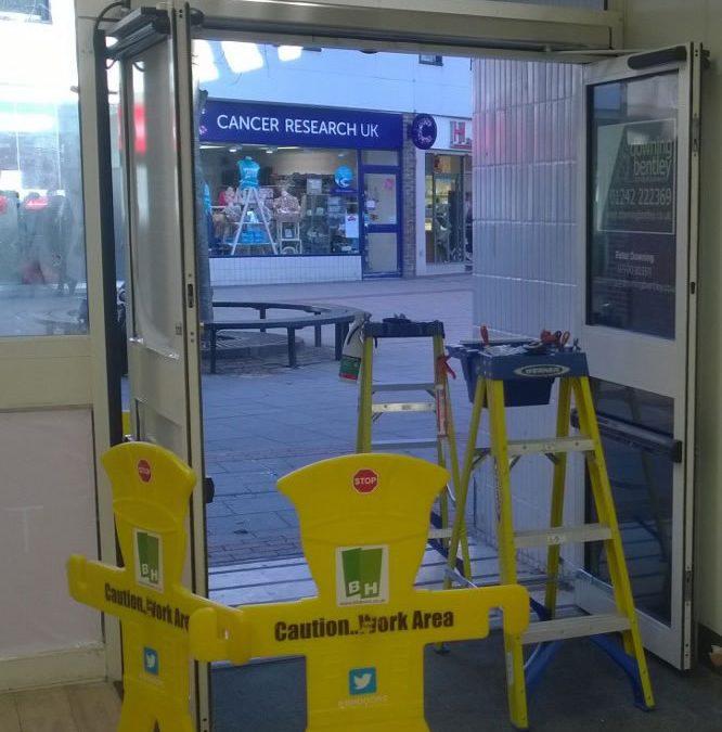 Shop DDA Accessible Doors – Abingdon