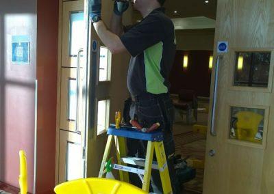 Fire Door Repair in Oxford