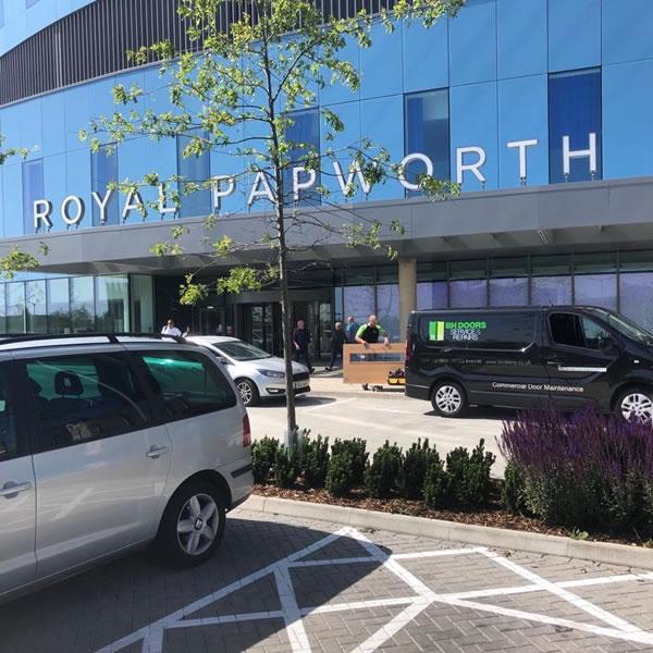 Papworth Hospital – Cambridge
