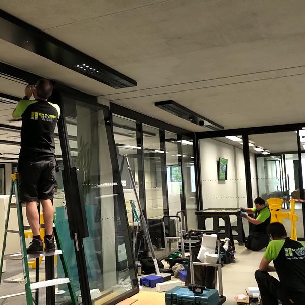 DDA Doors – Oxford University