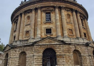 Radcliffe Camera Building – University of Oxford