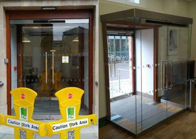 DDA Accessible Door Service – Oxford University
