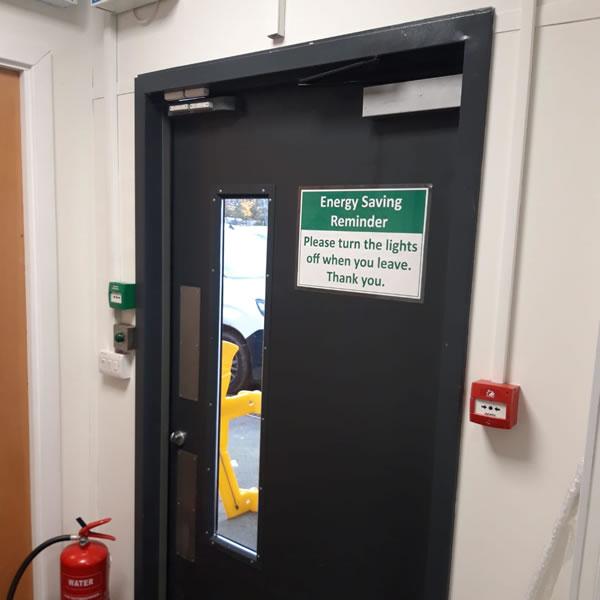DDA Accessible Door Repair At University Of Oxford