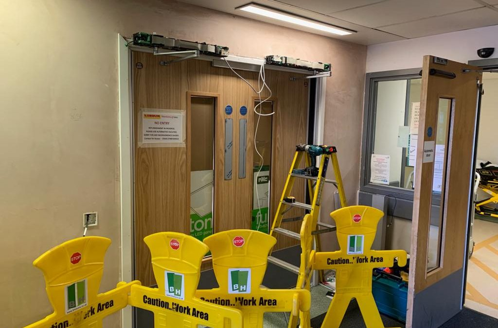Automatic Fire Door Repair, Peterborough