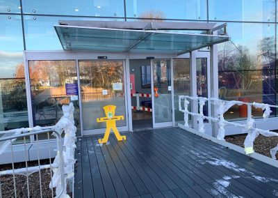 Automatic Sliding Door Repair, Suffolk