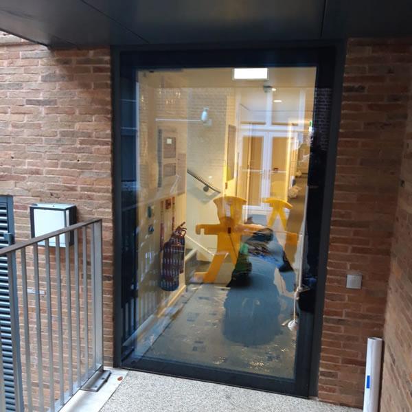 DDA Accessible Door Repair, Oxford