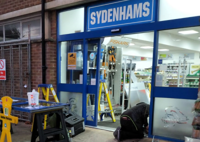 Automatic Sliding Door Repair, Oxfordshire