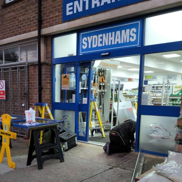 Automatic Sliding Door Repair, Oxfordshire