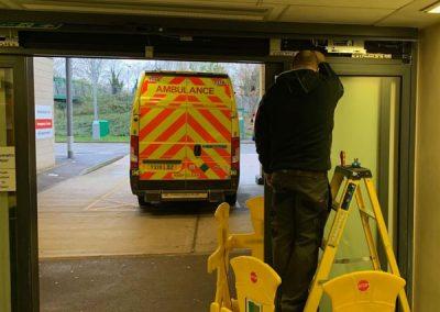 Sliding Door Service In Peterborough
