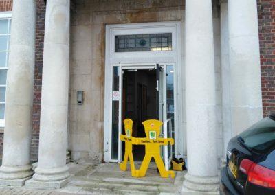 Automatic Glass Door Service In Peterborough
