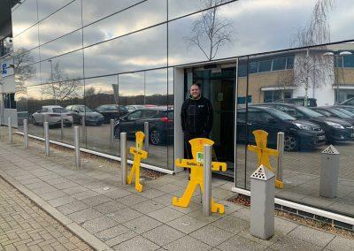 Automatic Glass Door Repair, Ipswich