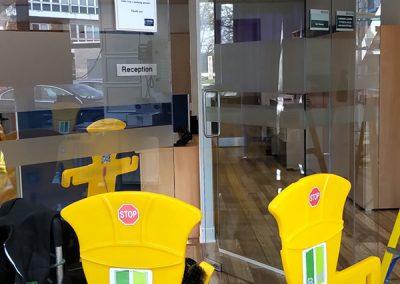 Glass Door Repair, Cambridge
