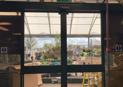 Automatic Door System Installation, Cambridge