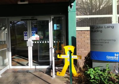 Geze Automatic Doors Repair, Coventry