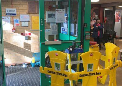 DDA Accessible Swing Door, Suffolk