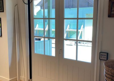 DDA Accessible Automatic Door Installation, Norfolk