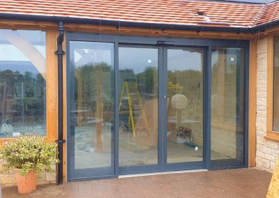 Touchless Automatic Sliding Door, Oxfordshire