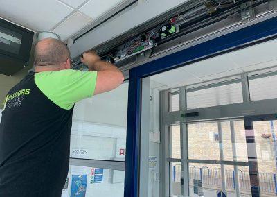 Automatic Door Repair & Service, Suffolk