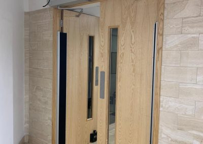 Automatic Swing Door Installations & Conversions, Cambridge