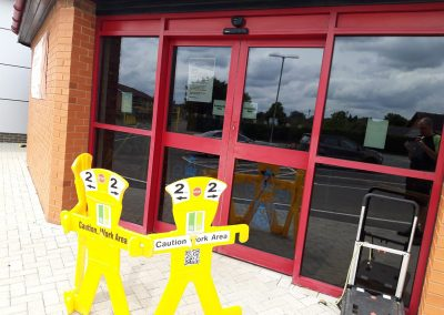 Leisure Centre Automatic Door Service And Repair, Brackley