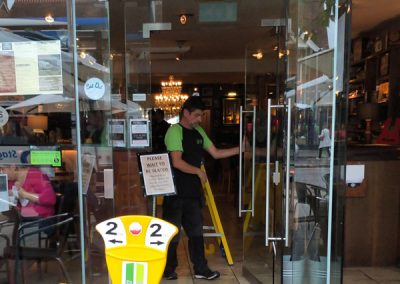 Dorma Glass Door Emergency Repair, Oxford