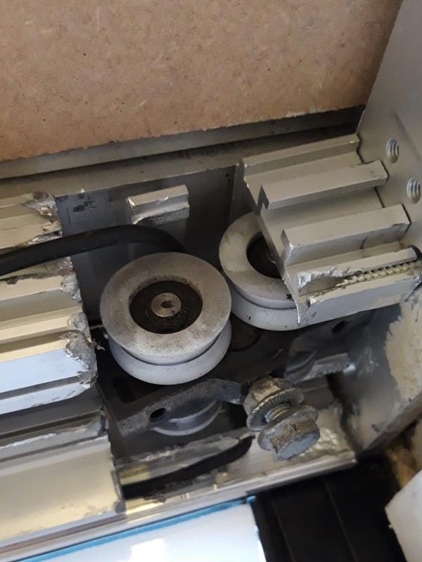Geze automatic door repair Oxford