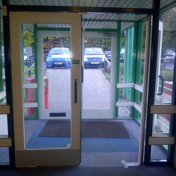 Faringdon internal door installation