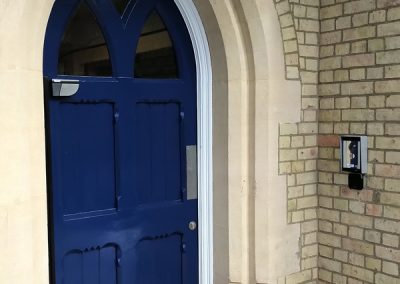 DDA Accessible Swing Door – University of Oxford