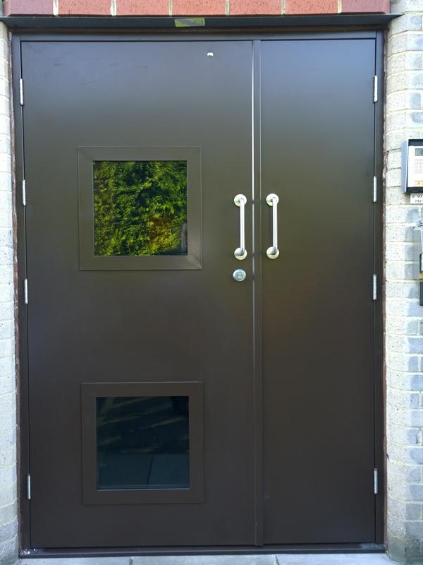 new door installation oxford