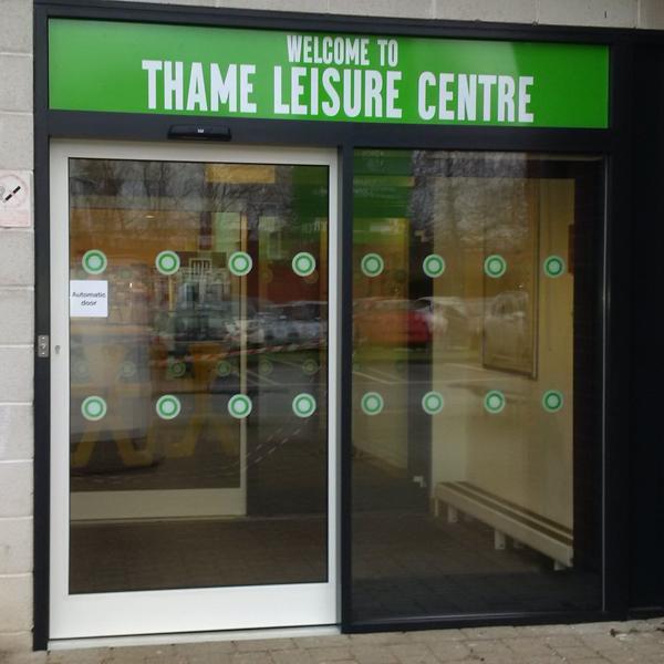 installation sliding doors thame