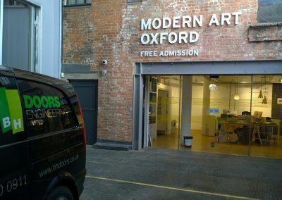 Automatic Door Repair – Modern Art Oxford