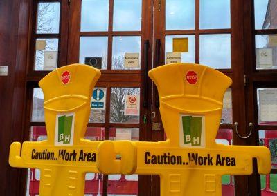 Automatic Door Operator Replacement – Abingdon