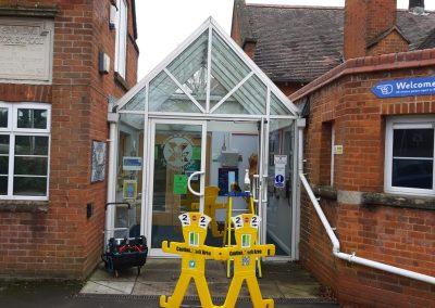 Fire Escapes & Automatic Door Service – Oxford