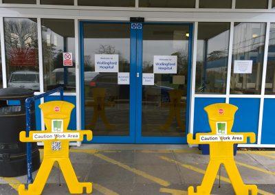 Automatic Doors Servicing – Wallingford