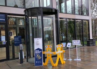 Revolving Door Repair – University Of Oxford