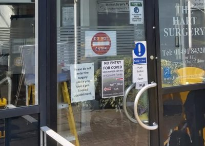 Touchless Automatic Swing Door – Henley On Thames