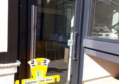 Geze Automatic Door Repair – Oxford