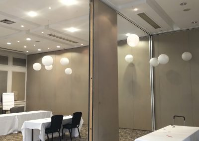 Movable Wall Repair – Thame
