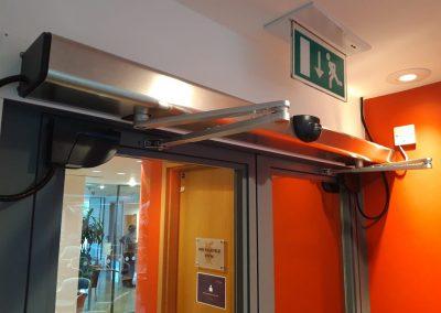 DDA Accessible Swing Door Conversion – University of Oxford
